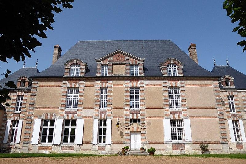 Photo du Monument Historique Château de Vauventriers situé à Champhol
