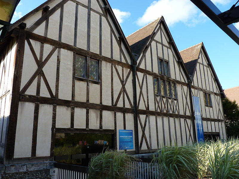 Photo du Monument Historique Ancien cellier de Loëns situé à Chartres