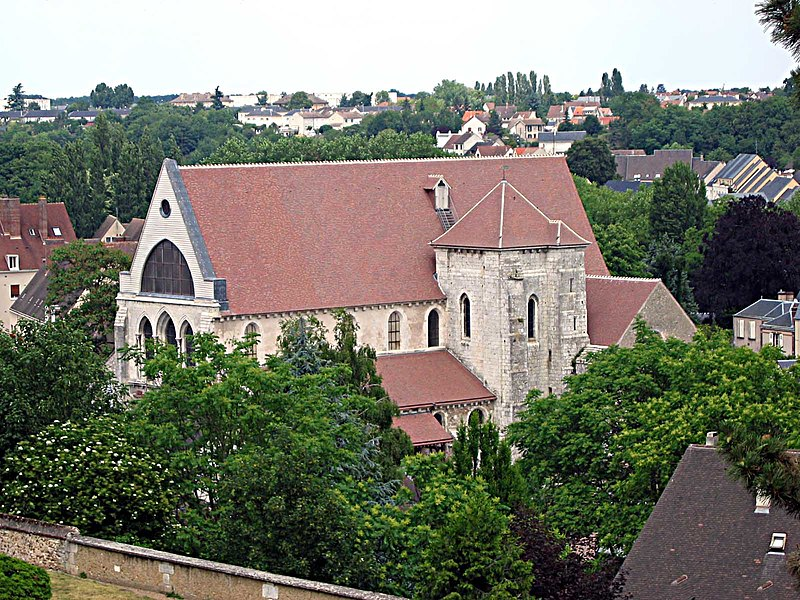 Photo du Monument Historique Ancienne église Saint-André situé à Chartres