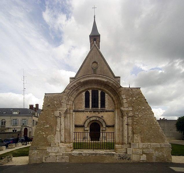 Photo du Monument Historique Ancienne église Sainte-Foy situé à Chartres