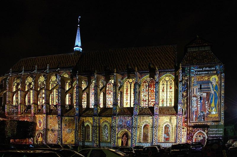 Photo du Monument Historique Eglise Saint-Pierre situé à Chartres
