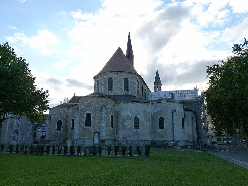 Photo du Monument Historique Hôpital Saint-Brice situé à Chartres
