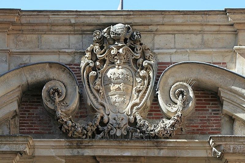 Photo du Monument Historique Hôtel Montescot situé à Chartres