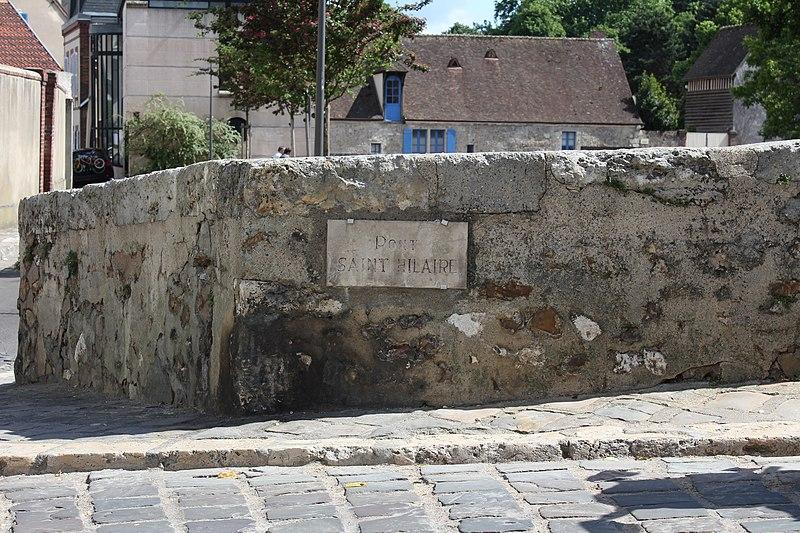 Photo du Monument Historique Pont Saint-Hilaire situé à Chartres