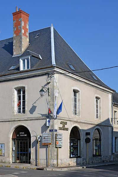 Photo du Monument Historique Immeuble situé à Châteaudun