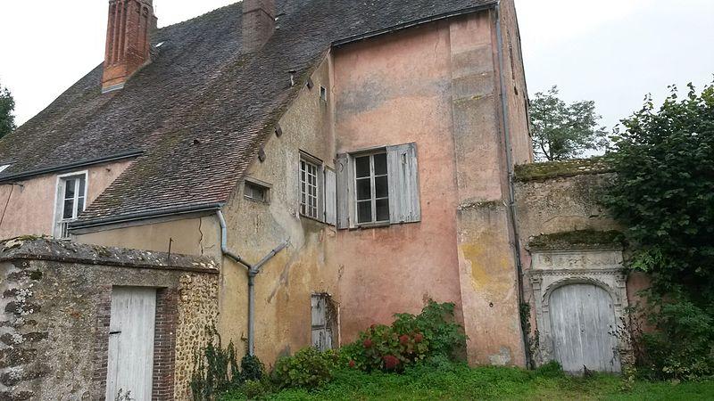 Photo du Monument Historique Hôpital situé à Courville-sur-Eure