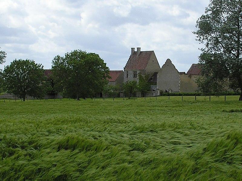 Photo du Monument Historique Château du Grand Frenay situé à Les Etilleux