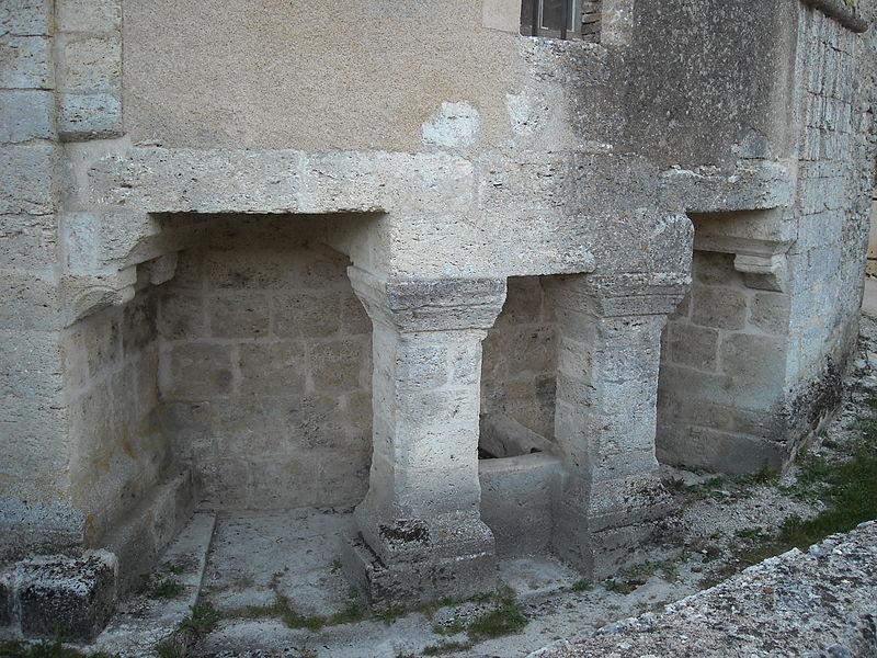 Photo du Monument Historique Eglise Saint-Martin situé à La Ferté-Villeneuil
