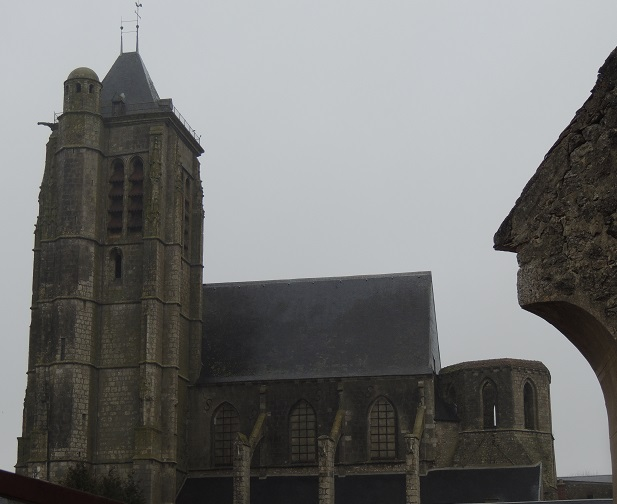 Photo du Monument Historique Eglise Saint-Etienne situé à Janville