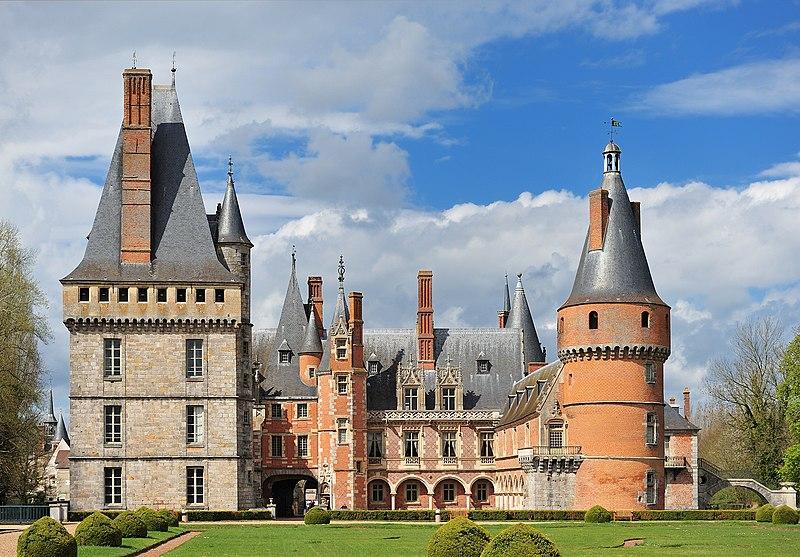 Photo du Monument Historique Château situé à Maintenon