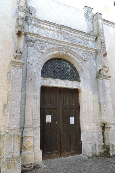 Photo du Monument Historique Eglise Saint-Pierre situé à Montreuil