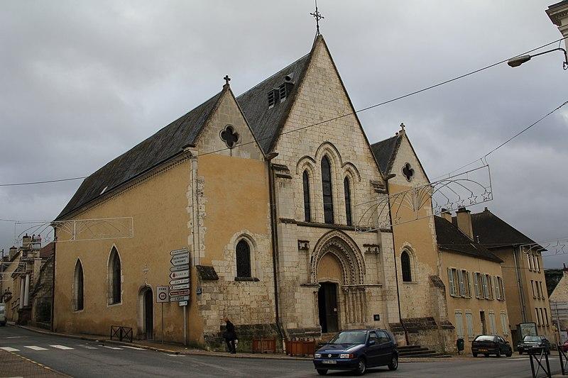 Photo du Monument Historique Eglise Notre-Dame situé à Nogent-le-Rotrou