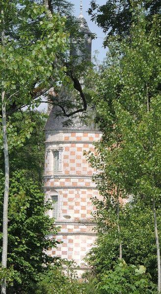 Photo du Monument Historique Ancien prieuré de Houche d'Aigre situé à Romilly-sur-Aigre
