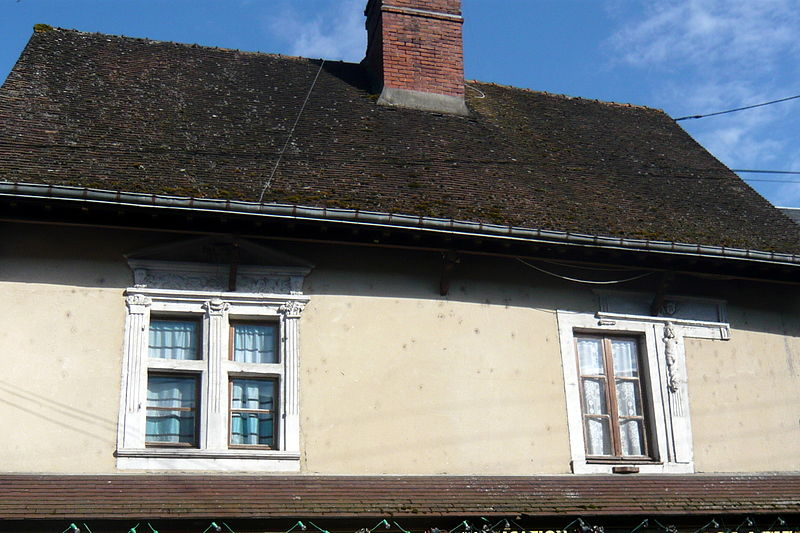 Photo du Monument Historique Maison situé à Saint-Piat