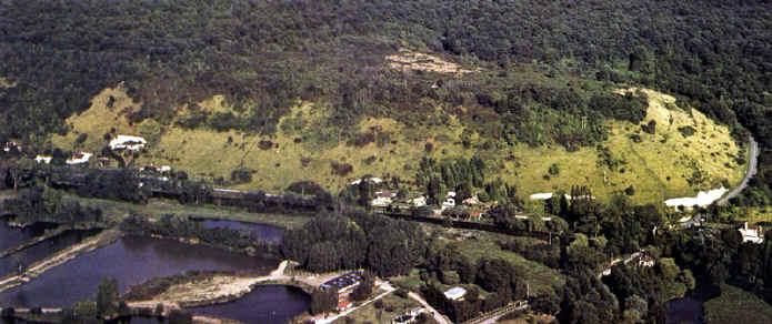 Photo du Monument Historique Enceinte préhistorique du Fort-Harrouard situé à Sorel-Moussel