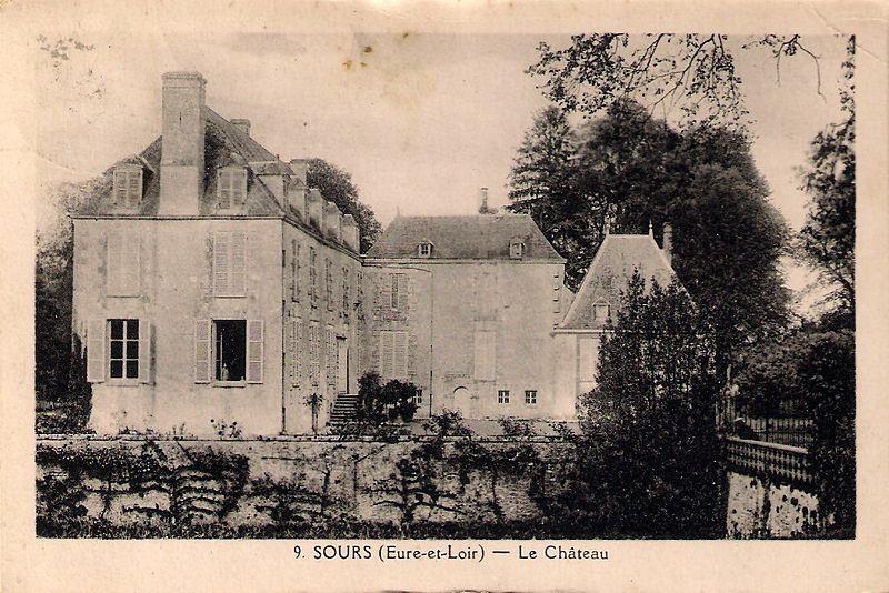 Photo du Monument Historique Château situé à Sours