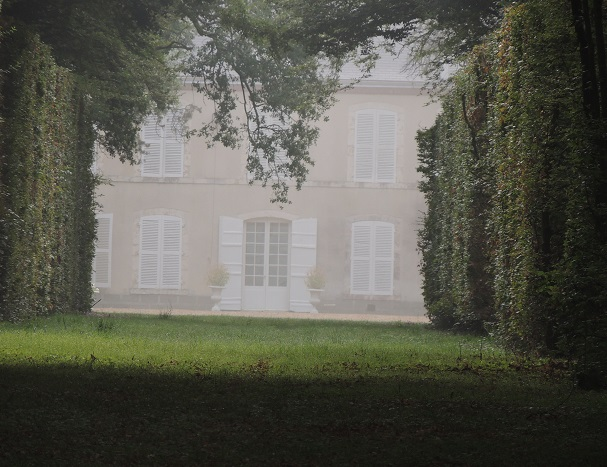 Photo du Monument Historique Château de Villeprévost situé à Tillay-le-Péneux