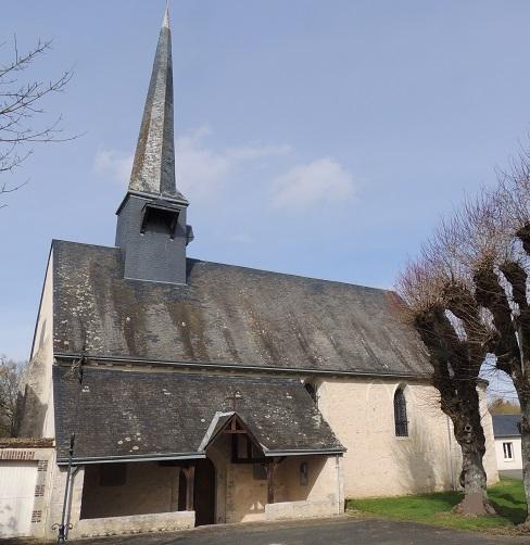 Photo du Monument Historique Eglise Saint-Pierre et Saint-Paul situé à Varize