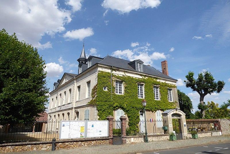 Photo du Monument Historique Ancien bailliage de justice situé à Crécy-Couvé