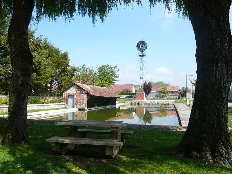 Photo du Monument Historique Eolienne Bollée situé à Berchères-les-Pierres