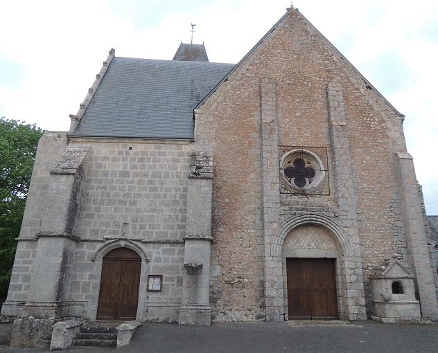 Photo du Monument Historique Eglise Saint-Sébastien situé à Baignolet