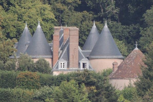 Photo du Monument Historique Château situé à Bouglainval
