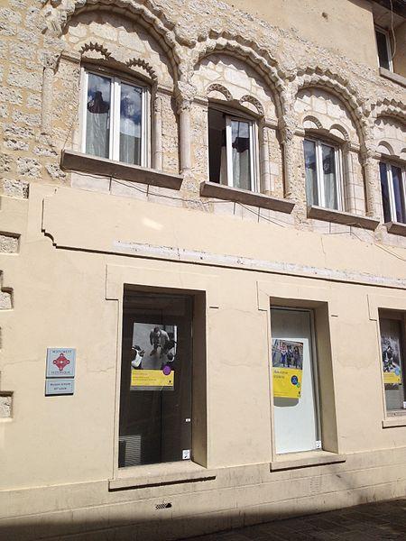 Photo du Monument Historique Maison romane situé à Dreux