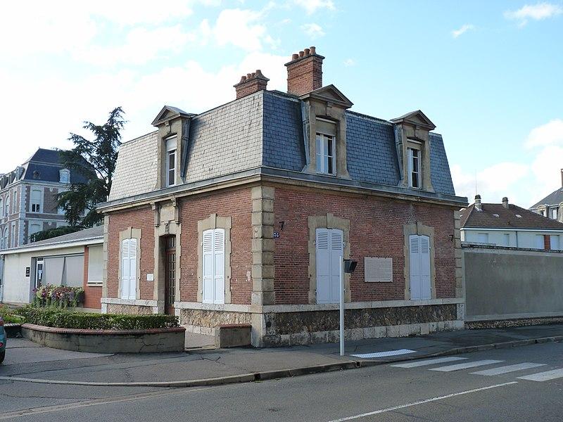 Photo du Monument Historique Ancien Hôtel Dieu situé à Chartres