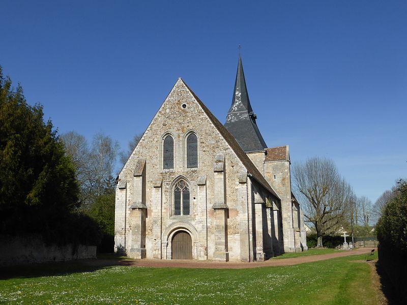 Photo du Monument Historique Eglise Saint-Blaise situé à Tréon