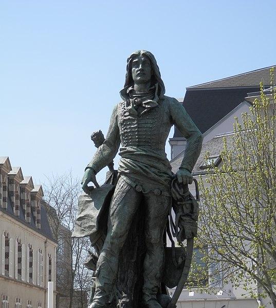 Photo du Monument Historique Monument à Marceau situé à Chartres