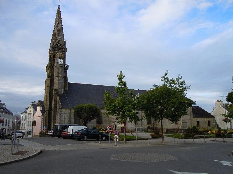 Photo du Monument Historique Eglise Notre-Dame du Folgoët situé à Bannalec