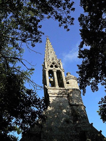 Photo du Monument Historique Eglise ou chapelle de la Véronique situé à Bannalec