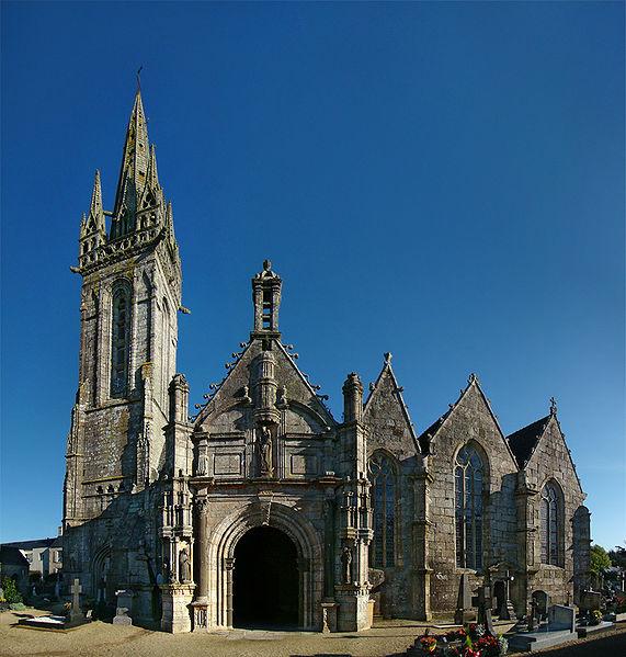 Photo du Monument Historique Eglise Notre-Dame situé à Bodilis