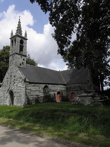 Photo du Monument Historique Chapelle Saint-Sébastien de Guernilis situé à Briec