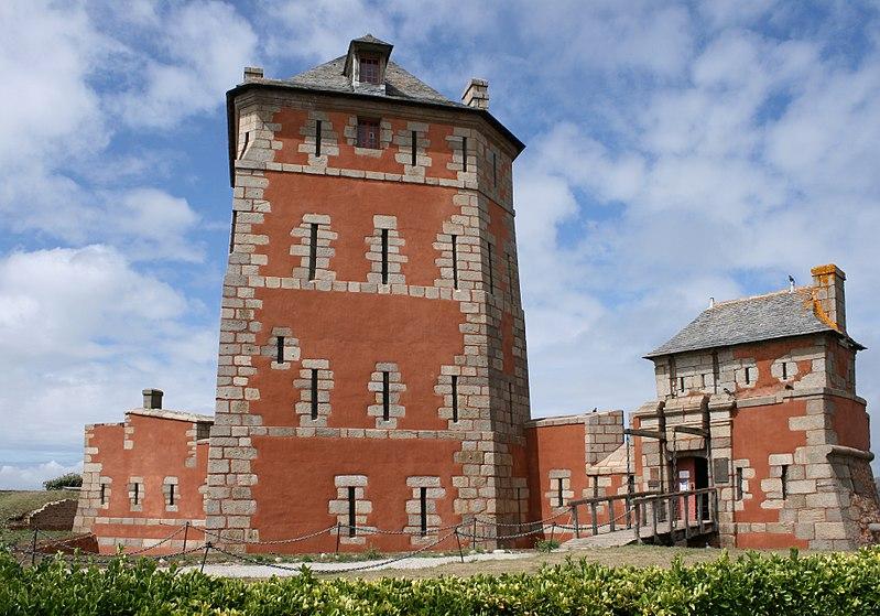 Photo du Monument Historique Tour Vauban situé à Camaret-sur-Mer