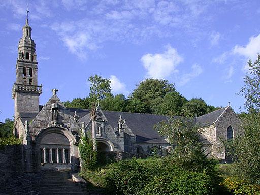 Photo du Monument Historique Eglise ou chapelle Notre-Dame situé à Châteaulin