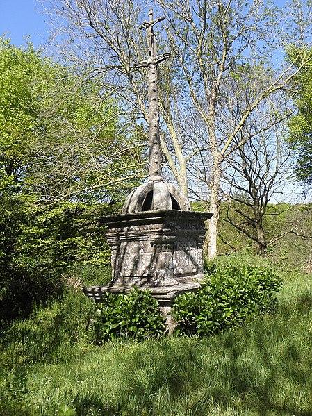 Photo du Monument Historique Calvaire de Kerjean situé à Cléder