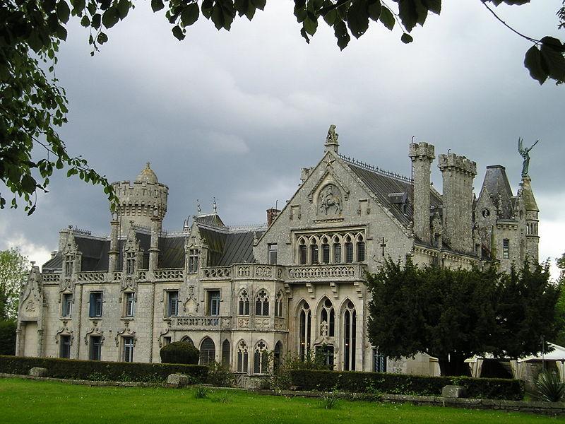 Photo du Monument Historique Château de Kériolet situé à Concarneau