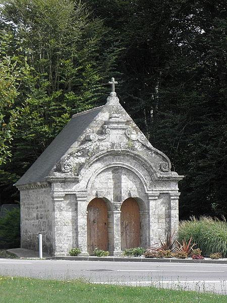 Photo du Monument Historique Chapelle Sainte-Croix situé à Douarnenez