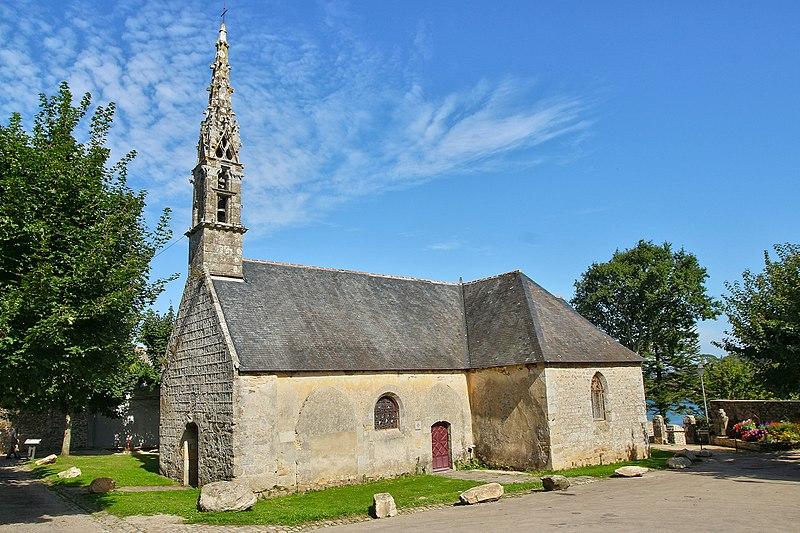 Photo du Monument Historique Chapelle Saint-Jean de Tréboul situé à Douarnenez