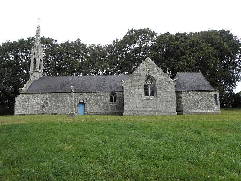 Photo du Monument Historique Chapelle Saint-Jean-Botlan situé à Edern