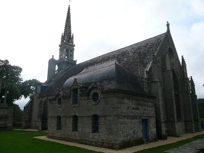 Photo du Monument Historique Chapelle Notre-Dame de Kerdevot situé à Ergué-Gabéric