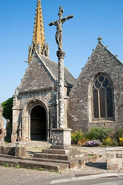 Photo du Monument Historique Eglise Saint-Onneau situé à Esquibien
