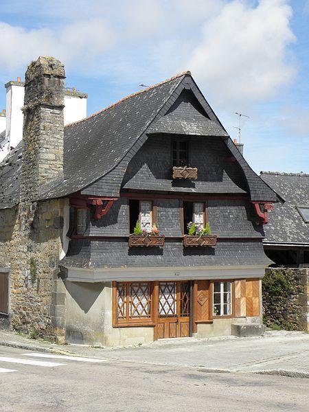 Photo du Monument Historique Maison du 16e siècle situé à Le Faou