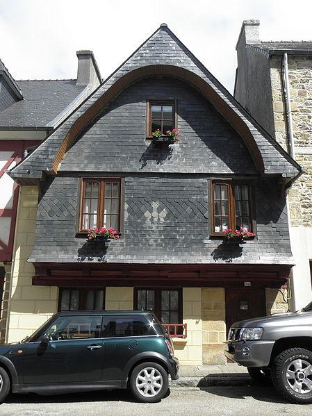 Photo du Monument Historique Maison situé à Le Faou