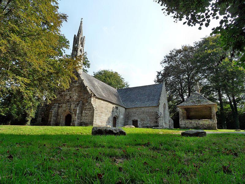 Photo du Monument Historique Chapelle de Saint-Cado ou Saint-Cadou situé à Gouesnach