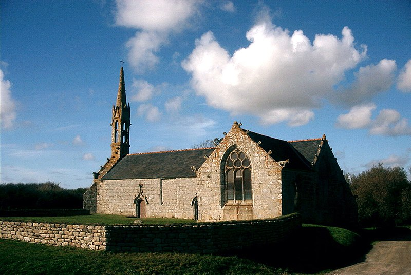 Photo du Monument Historique Chapelle Saint-Trémeur situé à Guilvinec