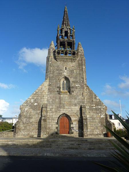 Photo du Monument Historique Chapelle Notre-Dame-du-Rhun situé à Guipavas