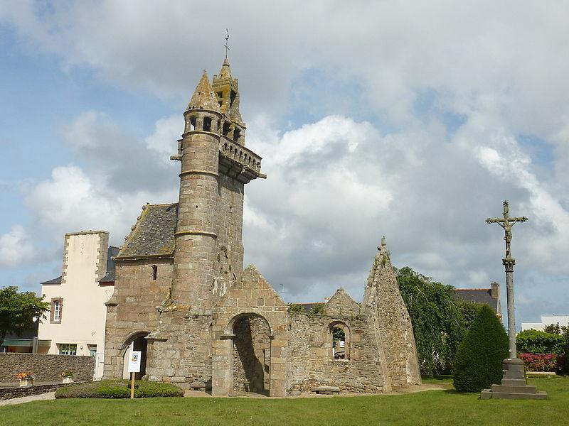 Photo du Monument Historique Eglise Saint-Maudez situé à Henvic