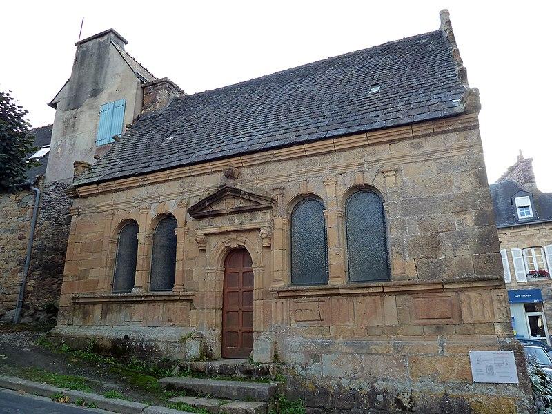 Photo du Monument Historique Ancien ossuaire de Saint-Thomas situé à Landerneau